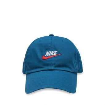 Nike Sportwear Heritage86 Futura Unisex Cap - Teal