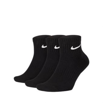 Nike 3 Pair Everyday Cushion Ankle Adult's Socks