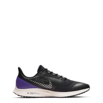 Nike Air Zoom Pegasus 36 Shield Men's Running Shoes - Black