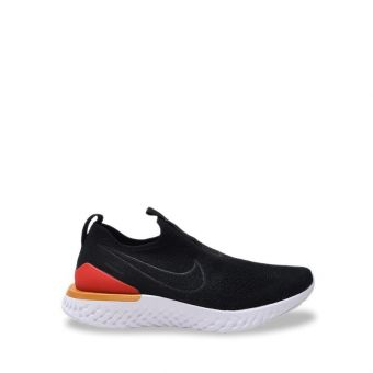 Nike Epic Phantom React Flyknit Women's Running Shoes - Black