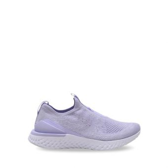 Nike Epic Phantom React Flyknit Women's Running Shoes - Lavender Mist