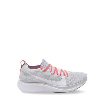Nike Zoom Fly Flyknit Women's Running Shoes - Pure Platinum