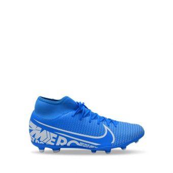 Nike Mercurial Superfly 7 Club Fg/Mg Unisex Football Shoes - Blue