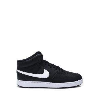 Nike Court Vision Mid Men's Sneaker Shoes - Black