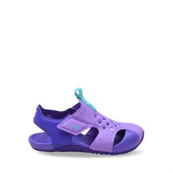 Nike The Sunray Protect 2 PreSchool Shoes - Purple