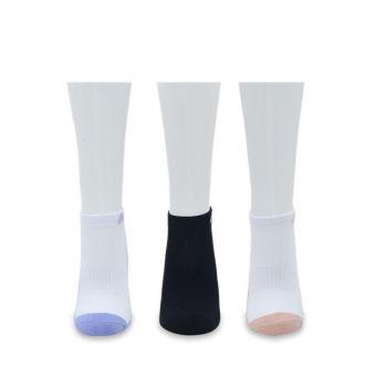 New Balance Response Ped 3PK Unisex Socks - Multicolor