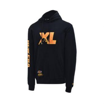 New Era Xlarge Los Angeles Lakers Men's Hoodie - Black
