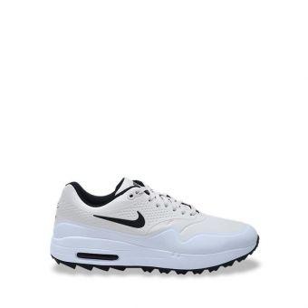 Nike Air Max 1 G Men's Golf Shoes - White