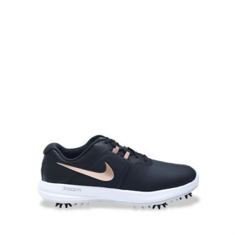 Nike Golf 19FW Air Zoom Victory Women's Golf Shoes - Black White