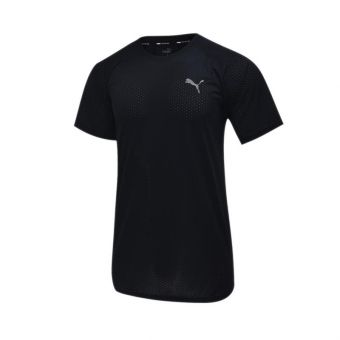 Puma Short Sleeve Men's Tech Training Tee -Black