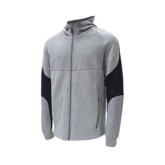 Puma Evostripe Full Zip Men's Hoodie - Grey