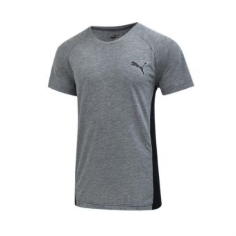 Puma Evostripe Men's Tee - Grey