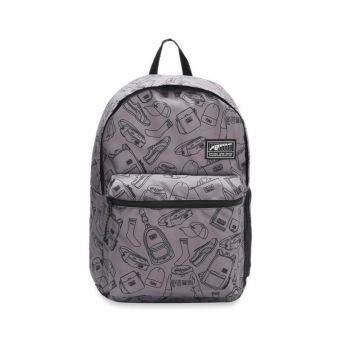 Puma Academy Unisex Backpack - Grey