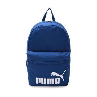 Puma Phase Unisex Casual Backpack - Blue