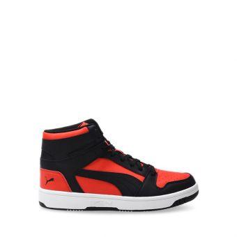 Puma Rebound LayUp Men's Sneakers Shoes - Red Black