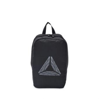 Reebok Unisex Shoe Bag - Black
