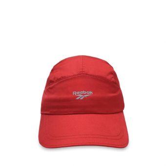 Reebok Unisex Run Cap - Red