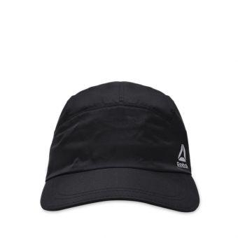 Reebok Unisex Running Cap - Black