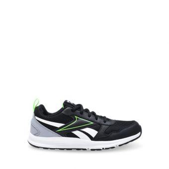 Reebok ALMOTIO 5.0 Boy's Running Shoes - Black/Cool Shadow