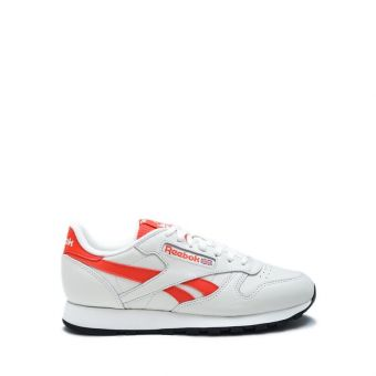 Reebok Classic Leather MU Men's Leisure Shoes - Red