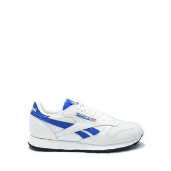 Reebok Classic Leather MU Men's Leisure Shoes - Blue