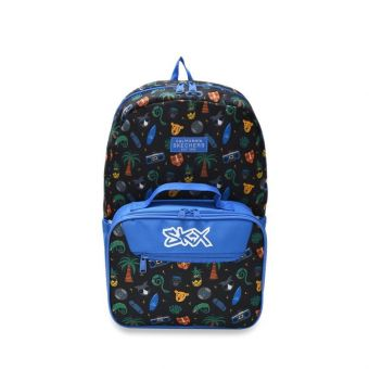 Skechers Boy's California Zoo Backpack - Black