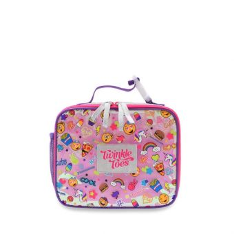 Skechers Twinkle Toes Glow Moji Girl's Lunchbox - Multicolor