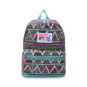 Skechers WKD Around The Way Girl's Backpack - Teal