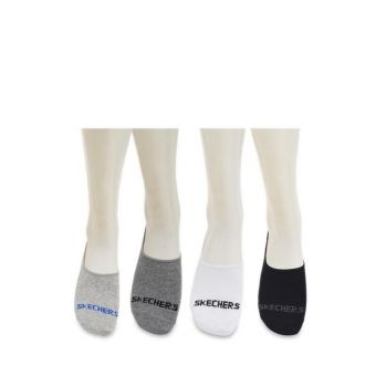Skechers 5PK Men's Liner Sock - Mix Color