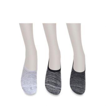 Skechers Women's 3 Pack Liner Socks - Multicolor