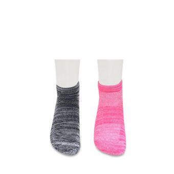 Skechers Women's Low Cut 3 Pack Socks - Multicolor