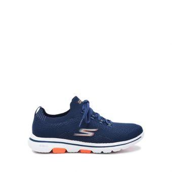 Skechers GOwalk 5 - Uprise Women's Sneaker Shoes - Navy