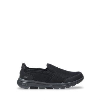 Skechers GOwalk 5 - Delco  Men's Sneaker Shoes - Black