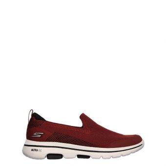 Skechers GOwalk 5 - Prized Men's Sneakers Shoes - Burgundy
