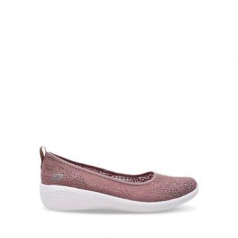 Skechers Arya - Airy Days Women's Sneaker Shoes - Mauve