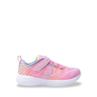Skechers GOrun 600 - Shimmer Speed Girl's Running Shoes - Pink