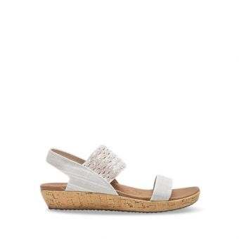 Skechers Brie - Most Wanted Women's Sandals - Natural