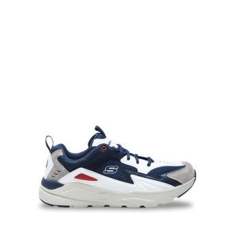 Skechers Relaxed Fit: Verado Randen Men's Sneakers - Navy White
