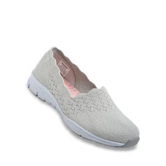 Skechers Seager - Stat Women Casual Shoes - Natural