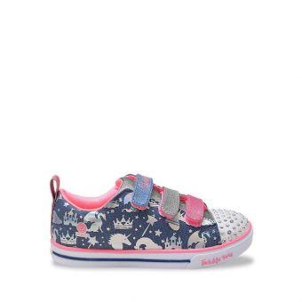 Skechers Twinkle Toes: Sparkle Lite - Sparkleland - Girls - Multicolor