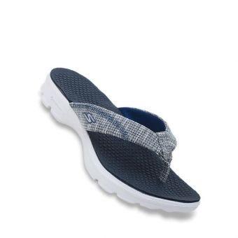 Skechers GO Walk Women's Sandals - Navy