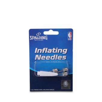 Spalding Needles 3 pcs + 1 Adaptor