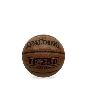 Spalding 2019 TF-250 Composite S6IO Basketball - Brown
