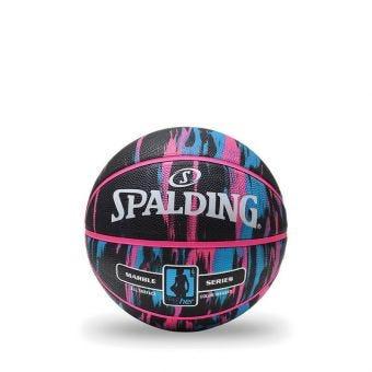 Spalding 2019 Nba 4Her Rub S60 Basketball - Multicolor