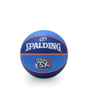 Spalding 2019 TF-33 Rub S6IO Basketball - Blue