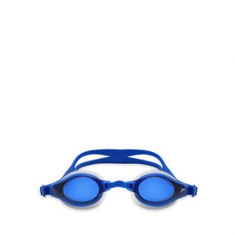 Speedo AU Mariner Supreme Optical Swimming Goggle - Clear/Blue