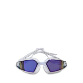Speedo GFA S120 Aquapulse Pro Mirror Swimming Goggle - Clear/White