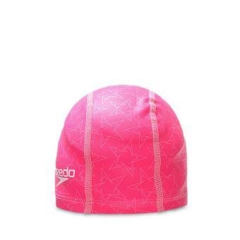 Speedo CFA S120 Boom Ultra Pace Unisex Swimming Cap - Pink