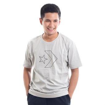 Converse Men's T-Shirt - Grey
