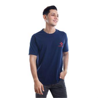 Converse Men's T-Shirt - Navy